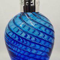 blue sprial