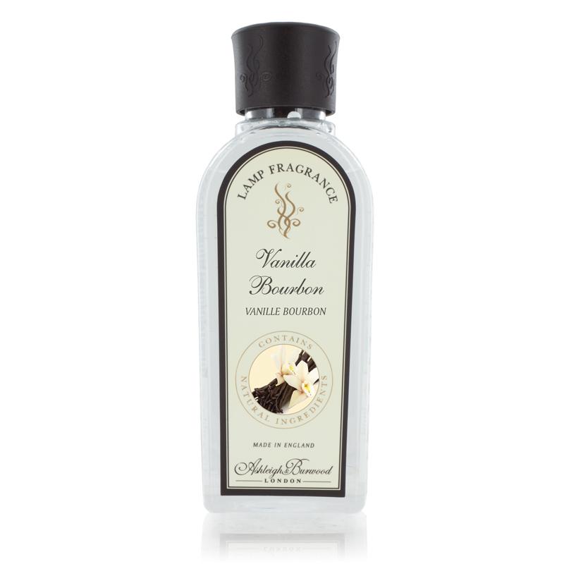 Vanilla Bourbon 250ml Fragrance Lamp Refill Oil