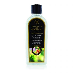 Japanese Orchid 250ml Fragrance Lamp Refill Oil
