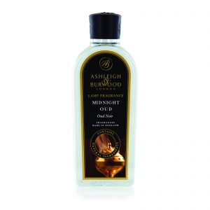 Midnight Oud 250ml Fragrance Lamp Refill Oil