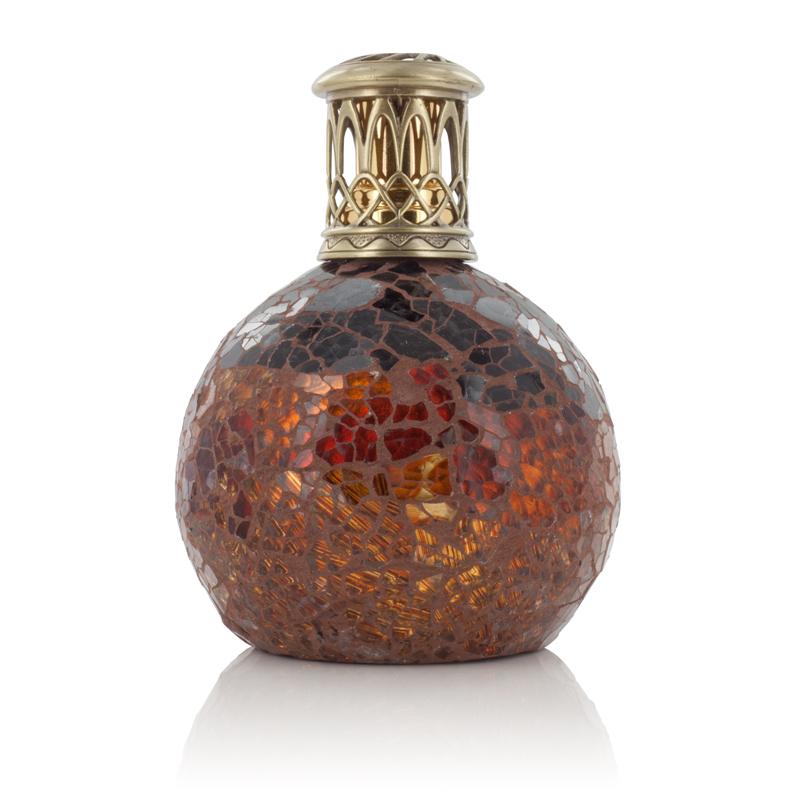 Amber Myrrh Orange Fragrance Lamp