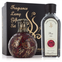 Dragon's Eye Fragrance Lamp & Oil Gift Set
