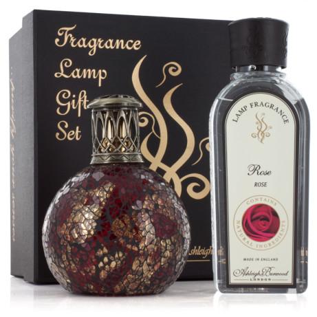 Dragon's Eye Fragrance Lamp & Oil Gift Set