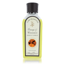 Orange & Cinnamon 250ml Fragrance Lamp Refill Oil