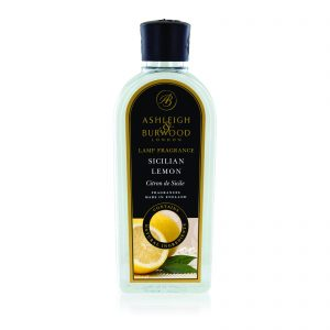 Sicilian Lemon 250ml Fragrance Lamp Refill Oil