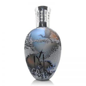 Blue Heron Unique Handmade Fragrance Lamp