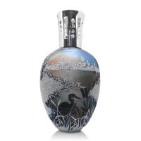 Blue Heron Unique Handmade Fragrance Lamp