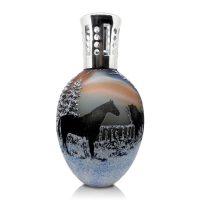 Blue Horse Unique Handmade Fragrance Lamp