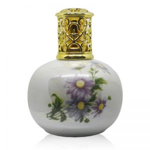 Enchantress Large White Fragrance Lamp