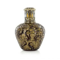 Dark Vapour Gold Fragrance Lamp