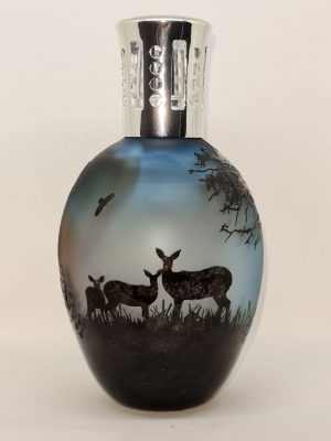 highland stag family