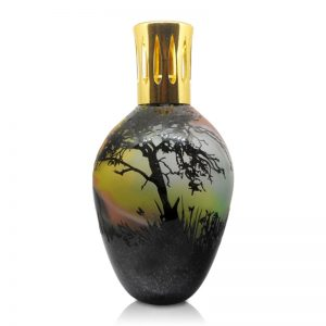 Horses Handmade Fragrance Lamp