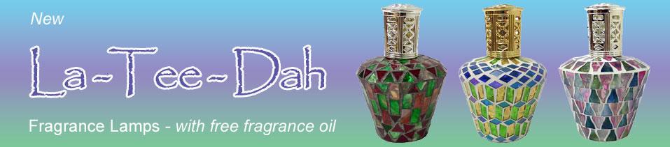 Lah-Tee-Dah Oil Lamps