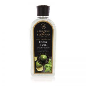 Lime & Basil 250ml Fragrance Lamp Refill Oil