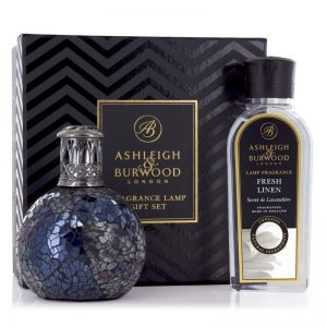 Neptune Fragrance Lamp & Oil Gift Set