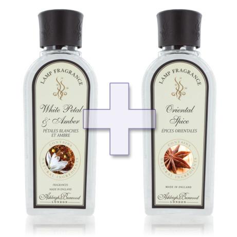 Oriental Amber Fragrance Lamp Oil Recipe