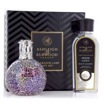 Pearlescence Fragrance Lamp & Oil Gift Set