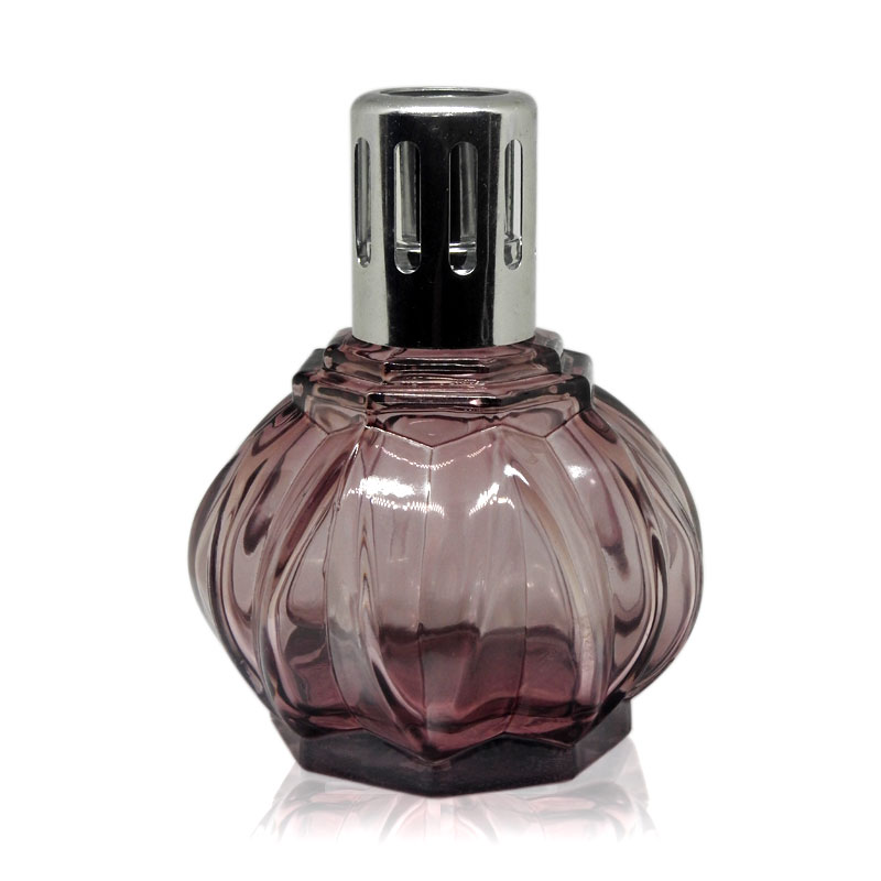 Sweet Plum Glass Large Fragrance Lamp