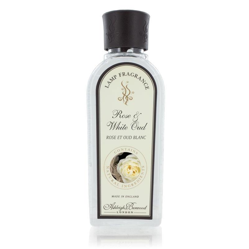 Rose & White Oud Fragrance Lamp Refill Oil