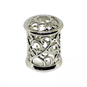 Replacement Fragrance Lamp Silver Crown