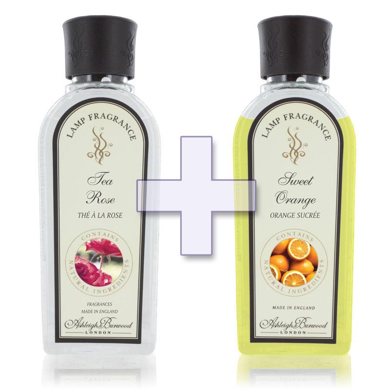The Orangery Special Fragrance Lamp Refill Oil Recipe