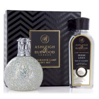 The Pearl Fragrance Lamp & Oil Gift Set