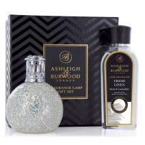 The Pearl Fragrance Lamp & Oil Gift Set