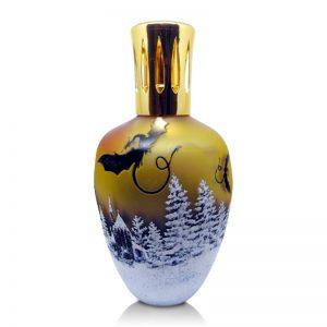 Topaz Dragons Unique Handmade Fragrance Lamp