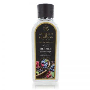 Wild Berries 250ml Fragrance Lamp Refill Oil